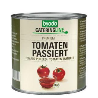 Tomaten passiert in der Dose 2,55 kg
