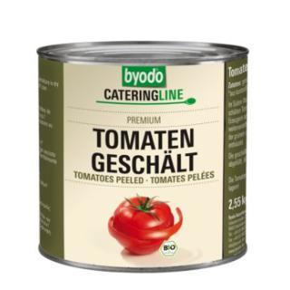 Tomaten geschält in der Dose 2,55 kg