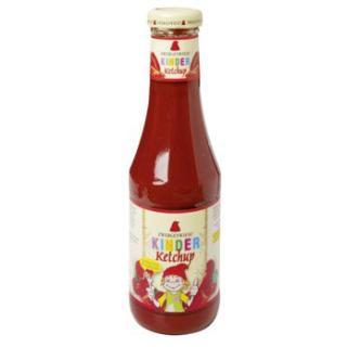 Kinder Ketchup mit Apfelsüße