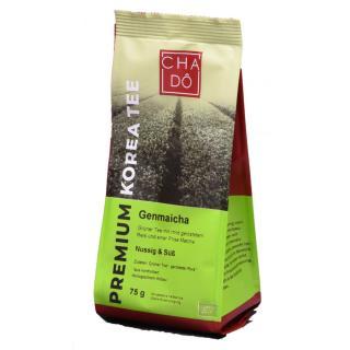 Grüner Tee - Korea Genmaicha