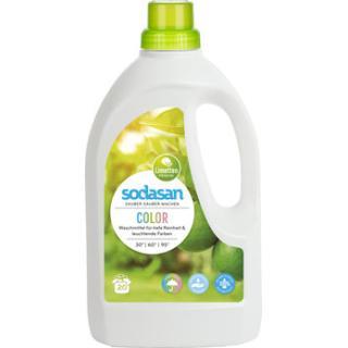 Colorwaschmittel-Limette