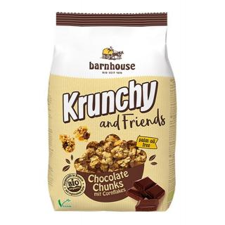 Krunchy & Friends Chocolate