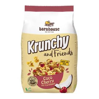 Krunchy & Friends Coco Cherry
