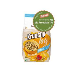 Krunchy Joy Mohn Orange