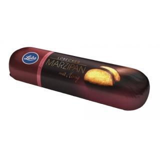 Marzipanbrot m. Zartbitterschokolade