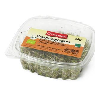 Sprossen - Brokkoli Schale 50g*