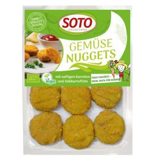 Gemüse Nuggets