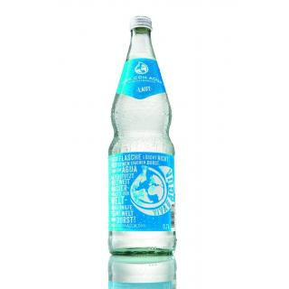 """Viva con Agua """"laut"""" - Glas GDB 12x0,7l"""