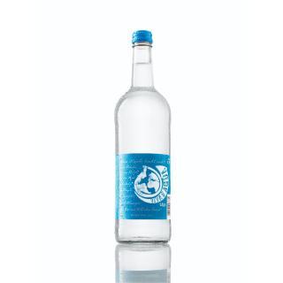 """Viva con Agua """"laut"""" Glas Gastro - 12x0,75l"""