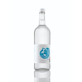 """Viva con Agua """"leise"""" Glas Gastro - 12x0,75l"""