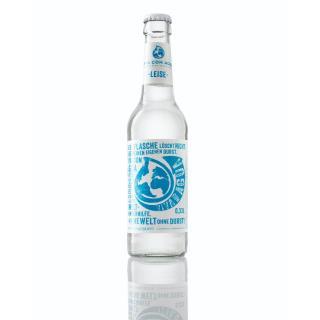 "Viva con Agua ""leise"" Glas - 24x0,33l"