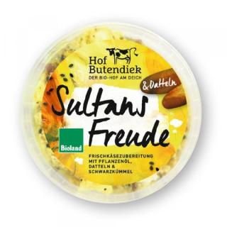 Sultans Freude m.Datteln