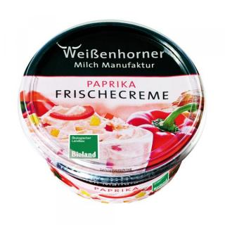 Paprika-Frischcreme Weißenhorner