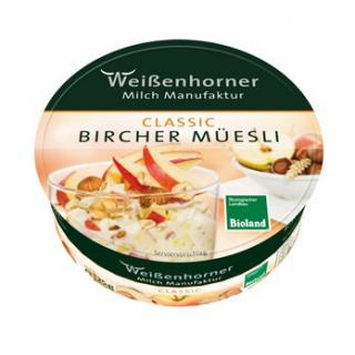 Joghurt Bircher Müsli classic
