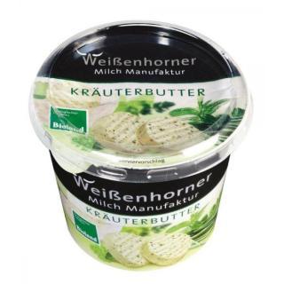 Butter - Kräuterbutter im Becher