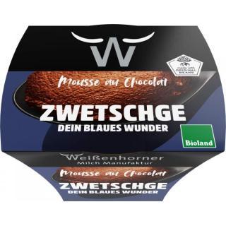 Mousse au Chocolat Zwetschge-Zimt