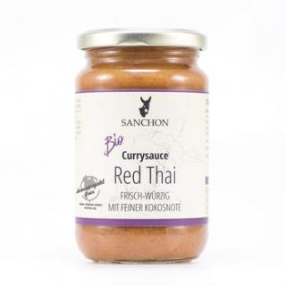 Red Thai Curry Sauce