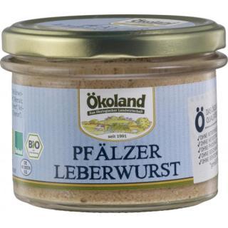 Pfälzer Leberwurst Gourmet im Glas
