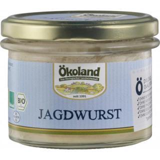 Jagdwurst Gourmet im Glas (Schwein)