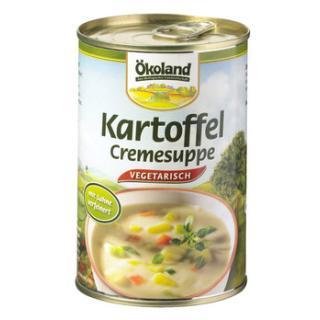 Kartoffel-Creme-Suppe Dose