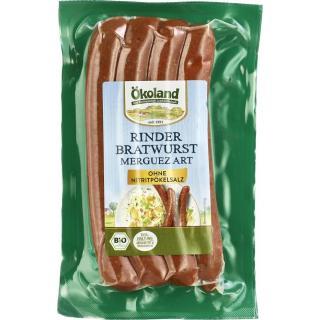 Rinder-Bratwurst Merguez 4 St. (ÖKL)