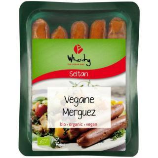 Wheaty Veganwurst Merguez