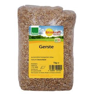 Gerste, entspelzt 1 kg