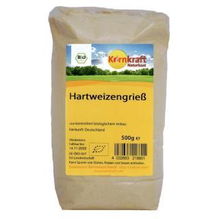 Hartweizengrieß (KK)