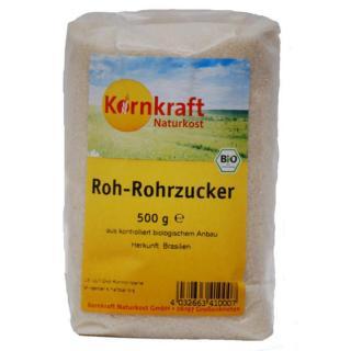 Roh-Rohrzucker 500g