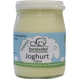 Schafjoghurt natur (Glas)