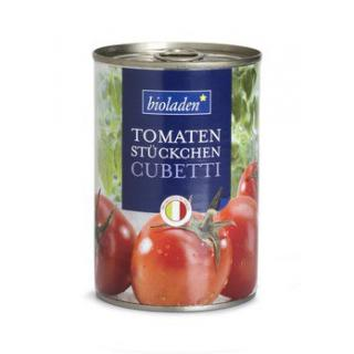 Cubetti Tomatenstückchen