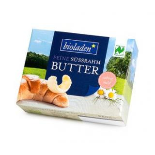 Butter - Süßrahm