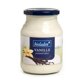 Vanille Joghurt 3,8% im Glas