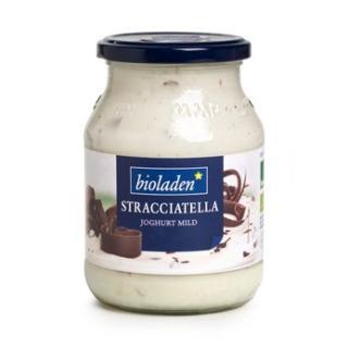 Stracciatella Joghurt 7,5% im Glas
