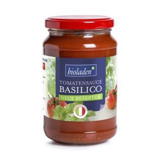 Tomatensauce Basilikum - bioladen