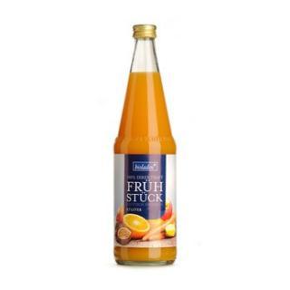 Frühstückssaft bioladen-Flasche