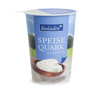 Speisequark mager 0% 500 g bioladen