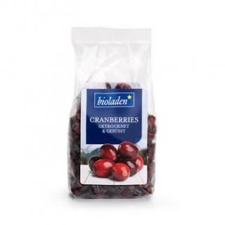 Cranberries gesüßt (200g)