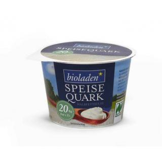 Speisequark 20%, bioladen