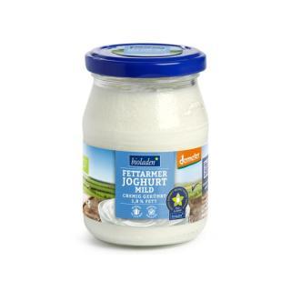 Joghurt mild 1,8%, 250g Glas (biol)