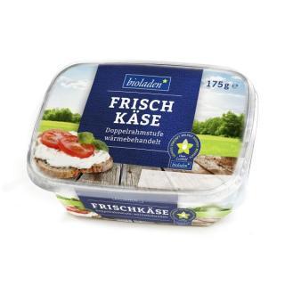 Frischkäse natur 175 g bioladen