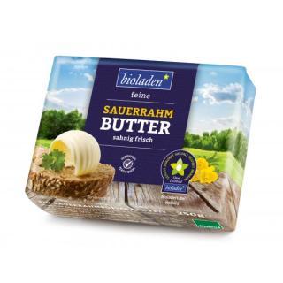 Butter, Sauerrahm