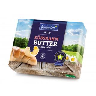 Butter, Süßrahm