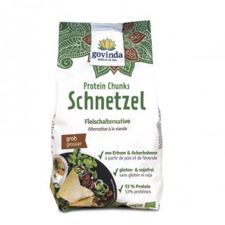 Protein Chunks Schnetzel
