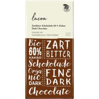 Schokolade, Zartbitter mit 60% Cacao
