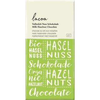 Schokolade, Vollmilch Haselnuss