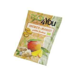 Ingwer Mango Bonbons, 4You