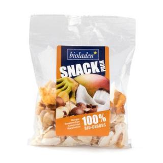 Snack-Pack Mango, Banane, Kokos