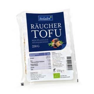 Tofu geräuchert, vakuum, bioladen