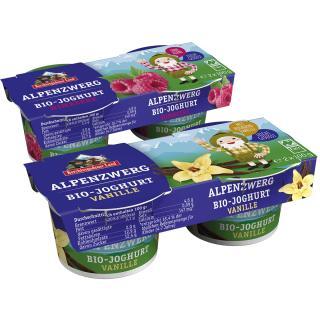 Alpenzwerg Kombipack - Himbeere & Vanille